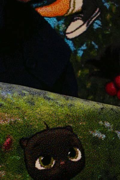 فرش ماشینی عروسکی ۱۱۶۷