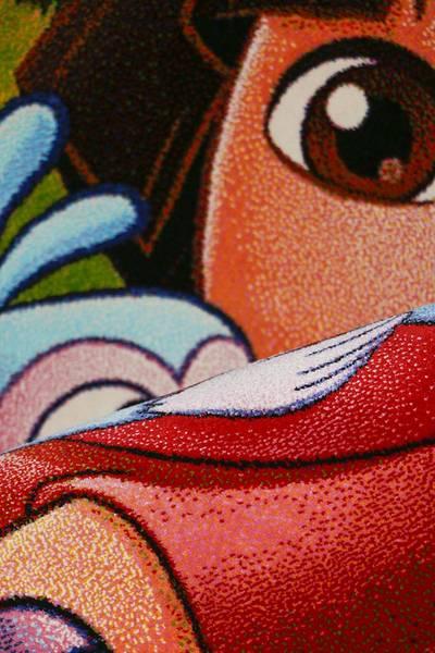 فرش ماشینی عروسکی ۱۱۴۴