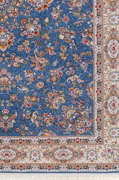 فرش سنتی ماشینی ۱۰۱۲ برجسته