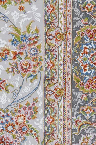 فرش ماشینی سنتی آذین برجسته