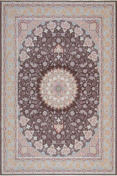 اصفهان 11 برجسته زمینه شکلاتی