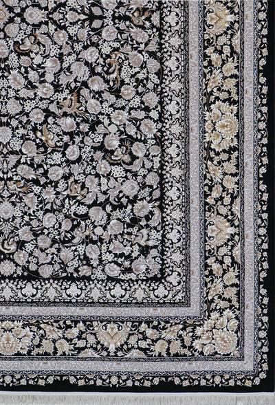 فرش ماشینی سنتی - بامبو 44 برجسته